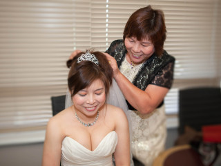 Ira & Tina – Wedding Preparation