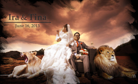 Ira & Tina – King & Queen