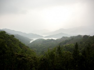 Taiwan Mountains